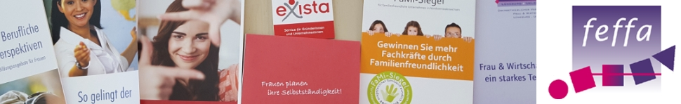 feffa e.V. - Koordinierungsstellen Frau & Wirtschaft